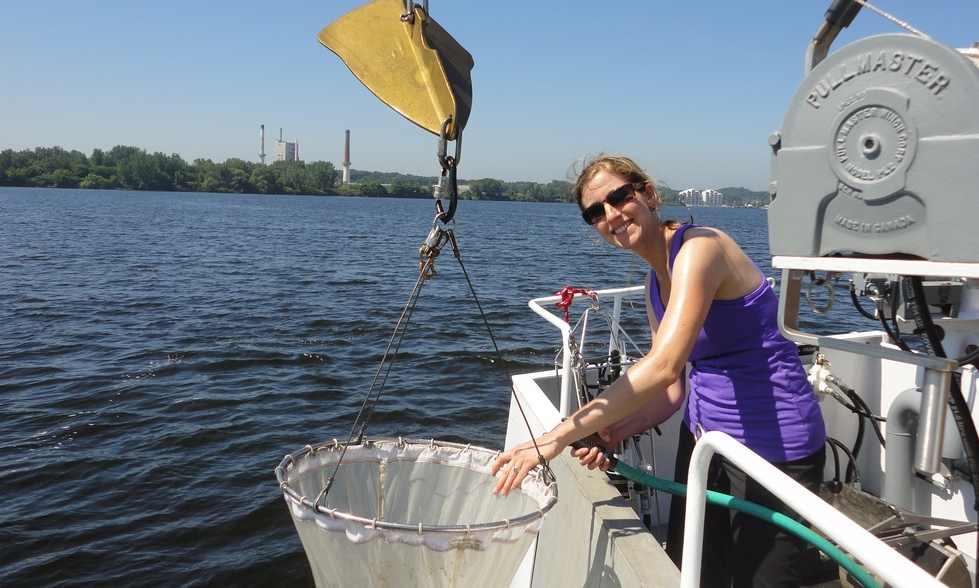 Muskegon Lake monitoring